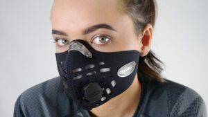 Un masque pour se protéger de la pollution
